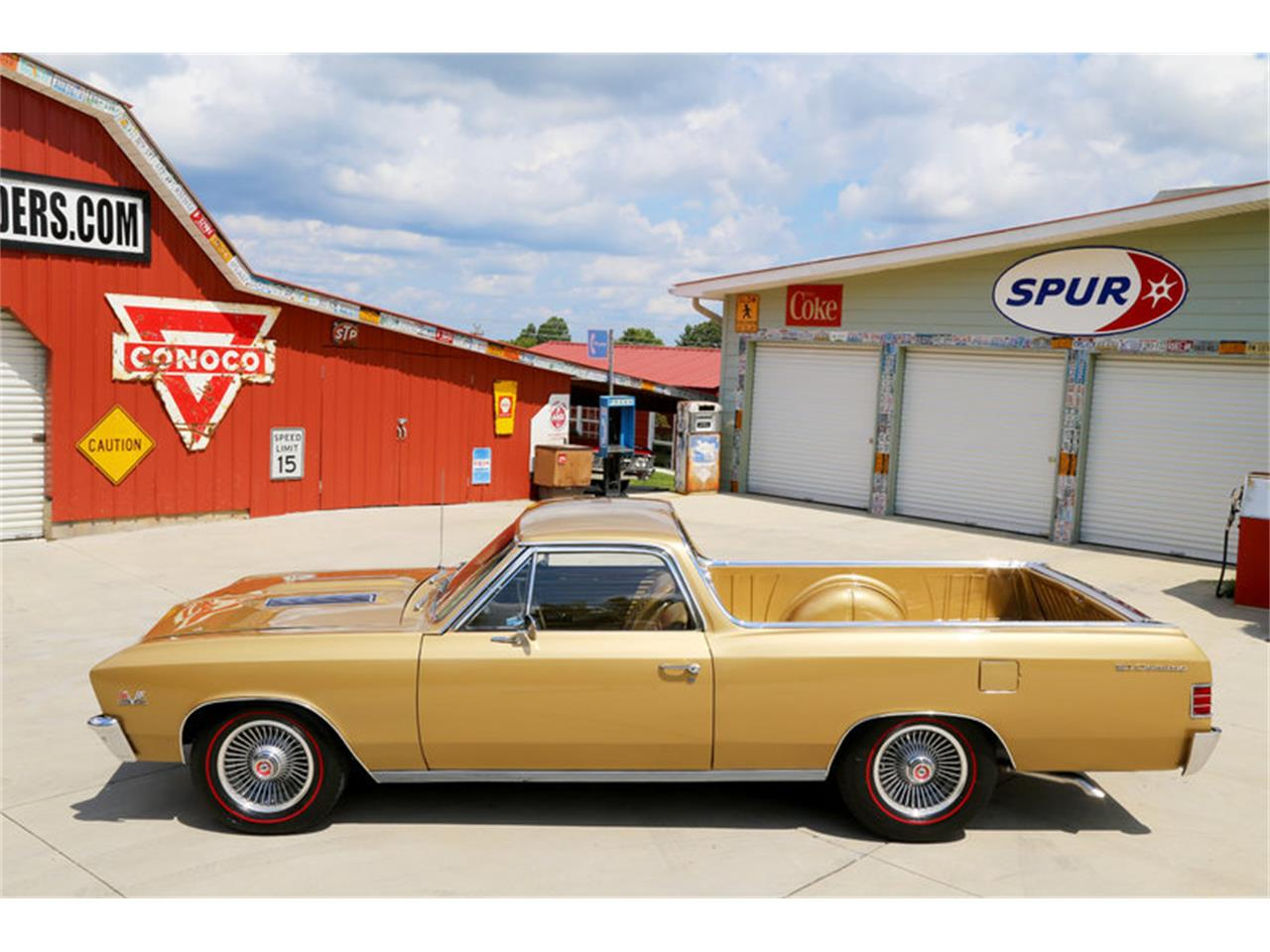 Large Picture of Classic '67 El Camino located in Tennessee - $32,995.00 Offered by Smoky Mountain Traders - LSHE