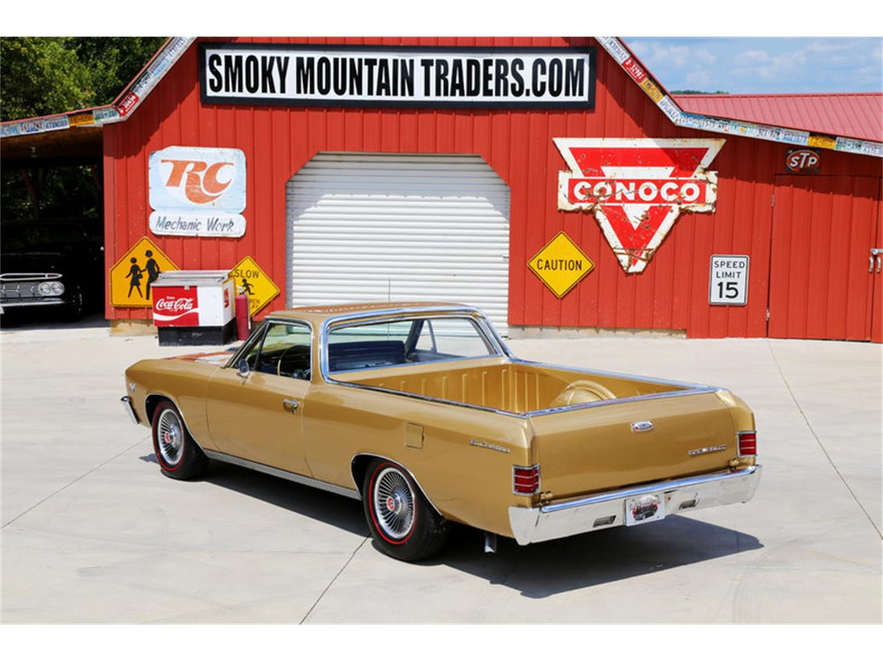 Large Picture of '67 Chevrolet El Camino - $32,995.00 - LSHE