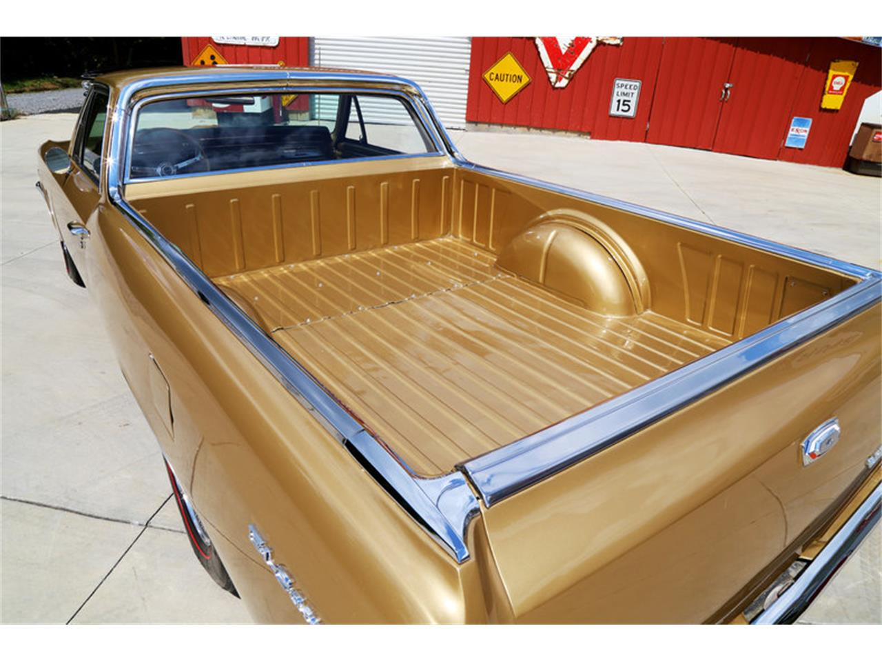Large Picture of Classic 1967 Chevrolet El Camino located in Lenoir City Tennessee - $32,995.00 Offered by Smoky Mountain Traders - LSHE