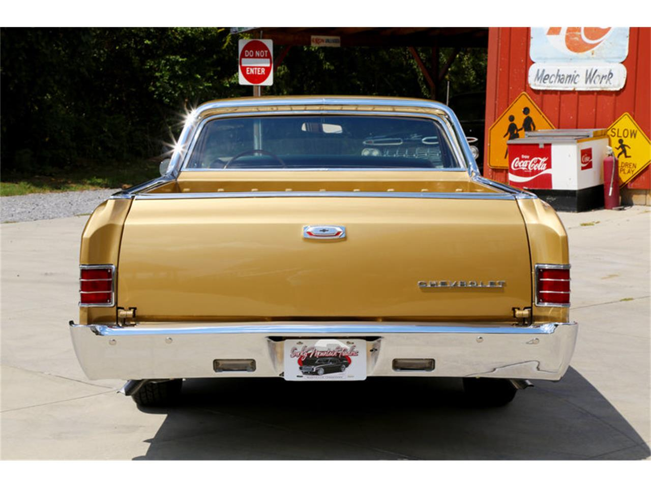 Large Picture of Classic 1967 Chevrolet El Camino - LSHE