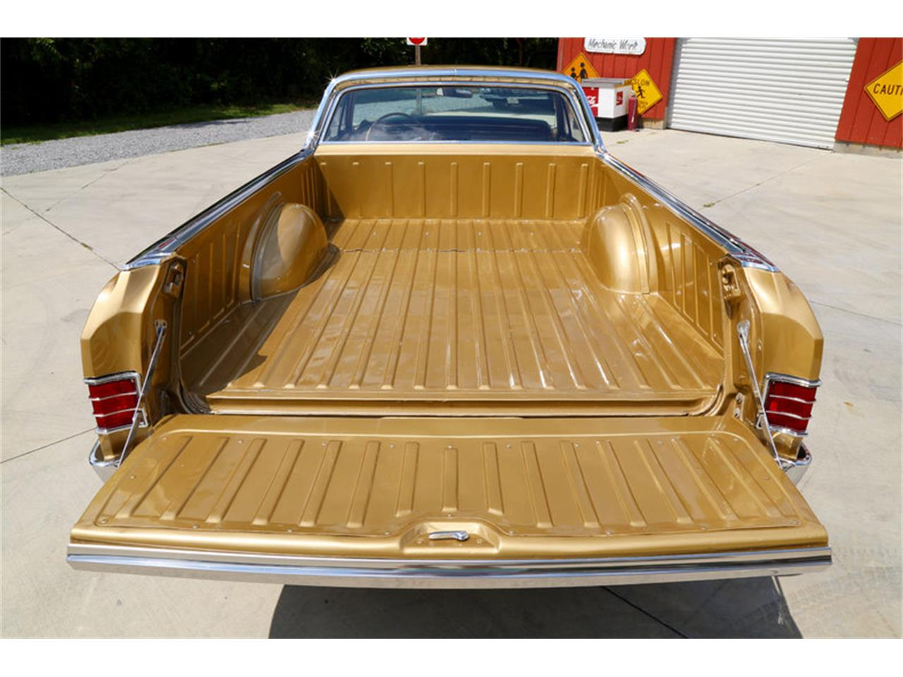Large Picture of '67 Chevrolet El Camino located in Tennessee - LSHE