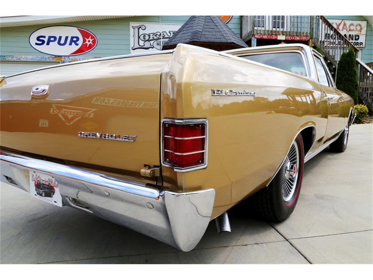 Large Picture of Classic 1967 El Camino located in Tennessee - $32,995.00 - LSHE