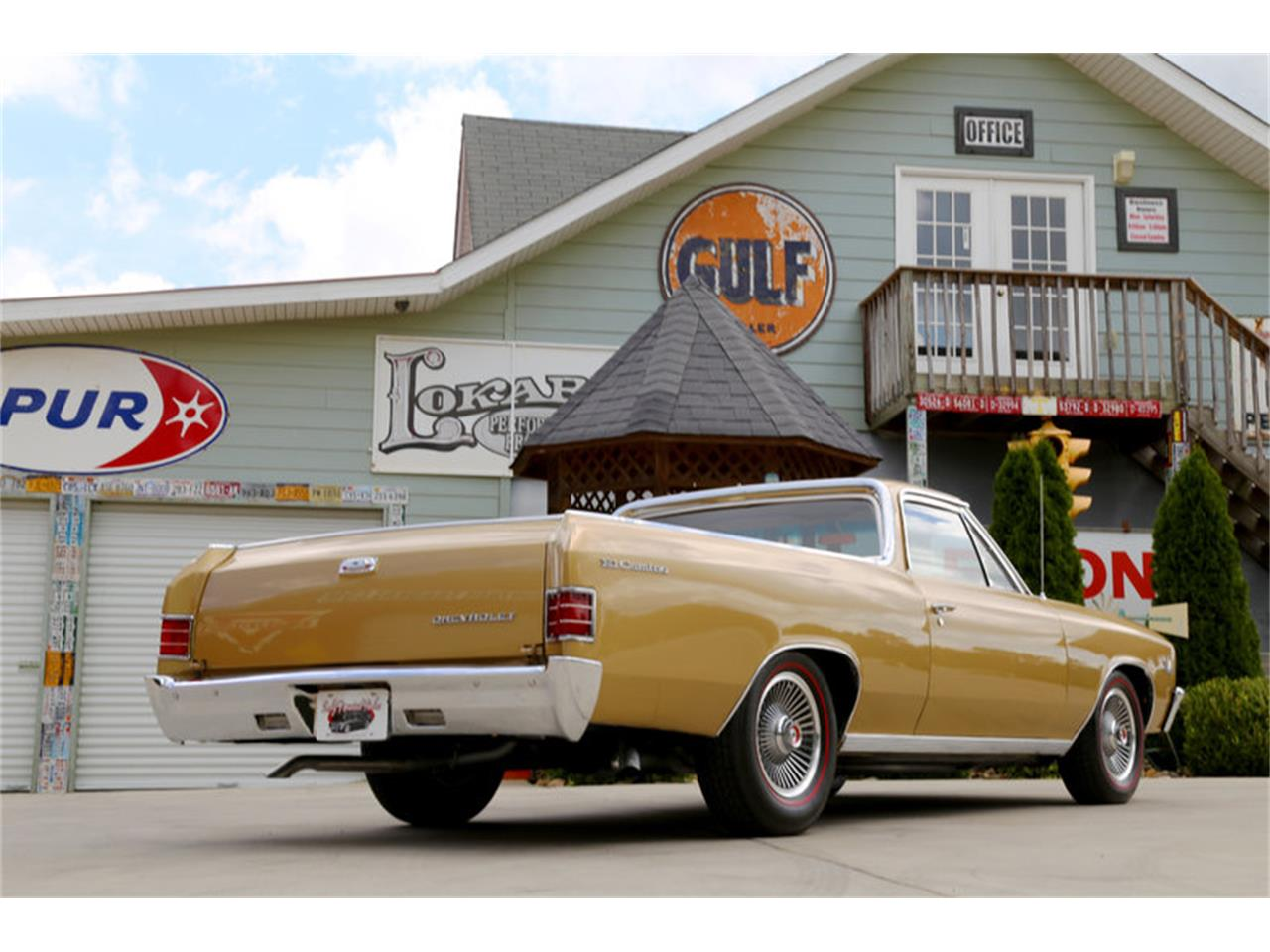 Large Picture of Classic '67 El Camino located in Lenoir City Tennessee - $32,995.00 Offered by Smoky Mountain Traders - LSHE