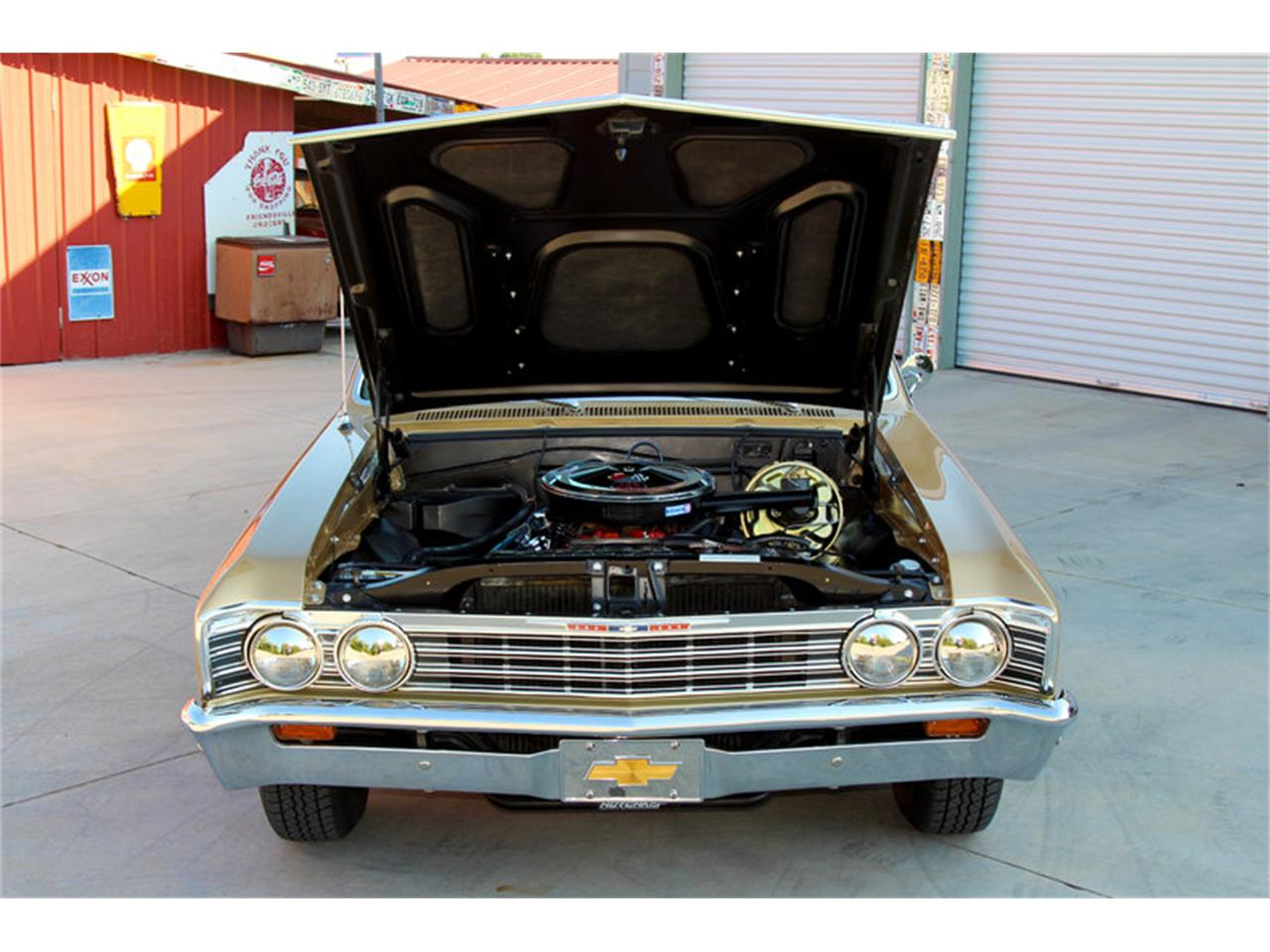 Large Picture of Classic 1967 El Camino located in Tennessee - $32,995.00 Offered by Smoky Mountain Traders - LSHE