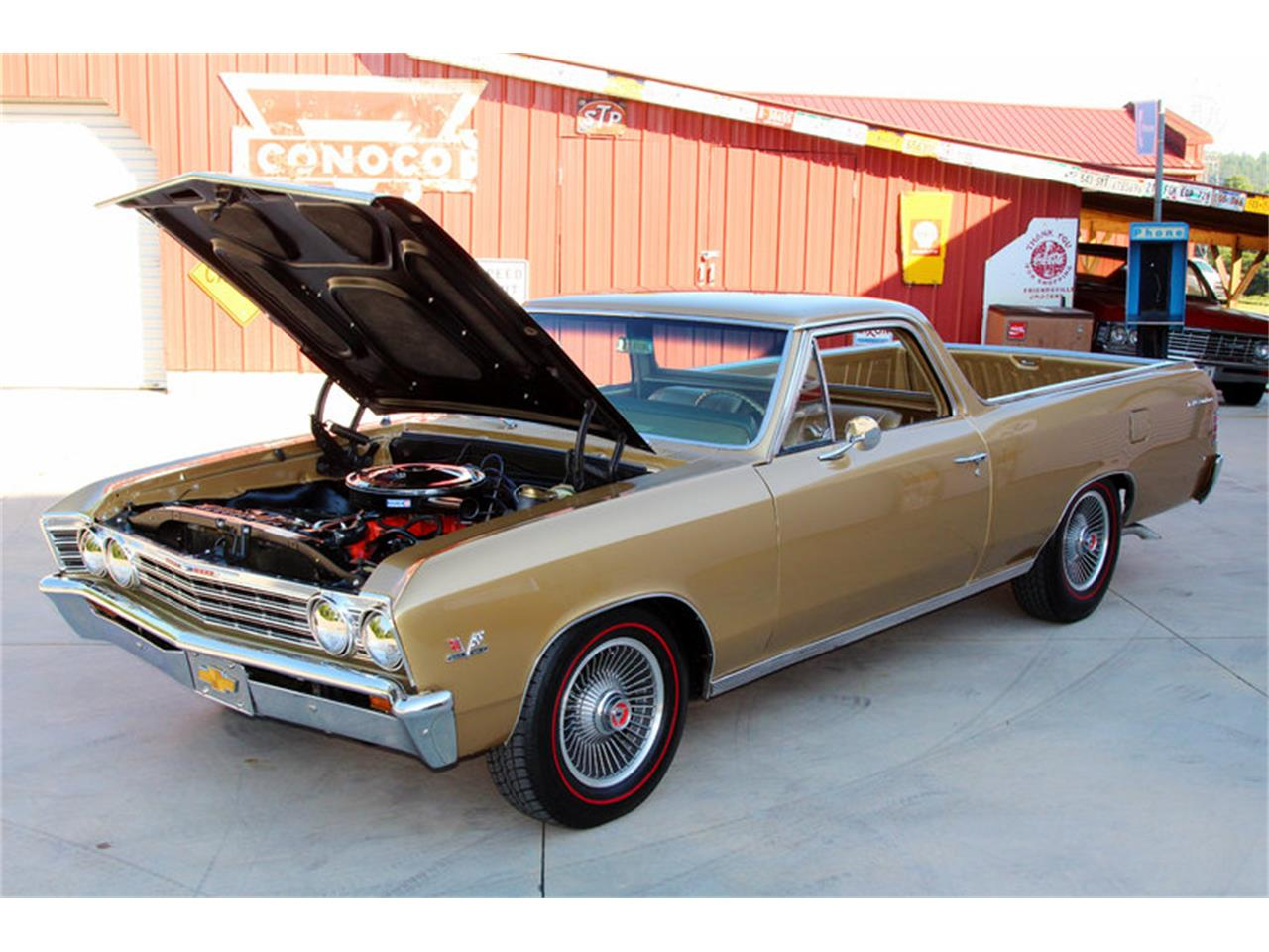 Large Picture of Classic '67 El Camino - $32,995.00 - LSHE