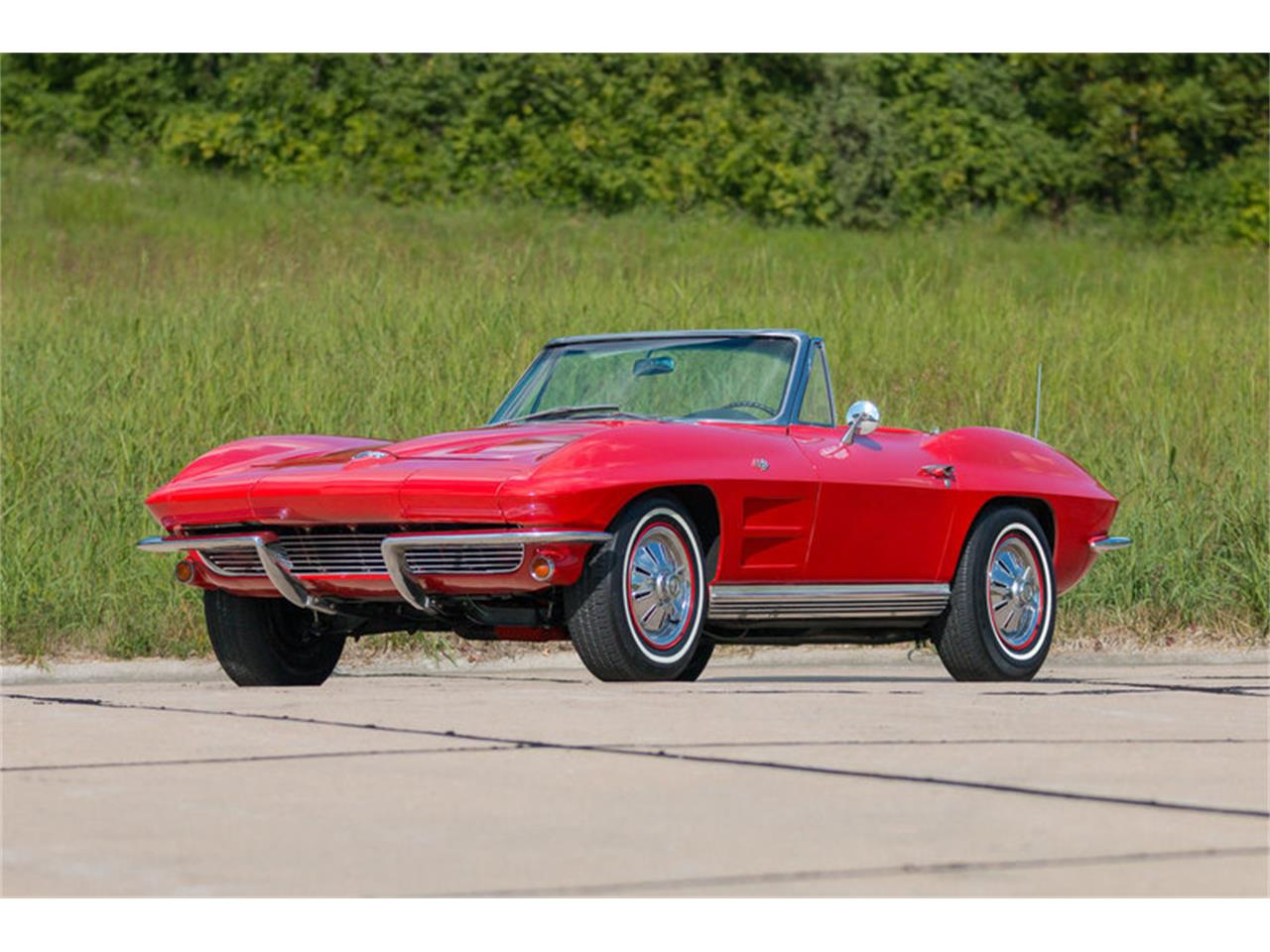 Large Picture of '64 Corvette - LSI3