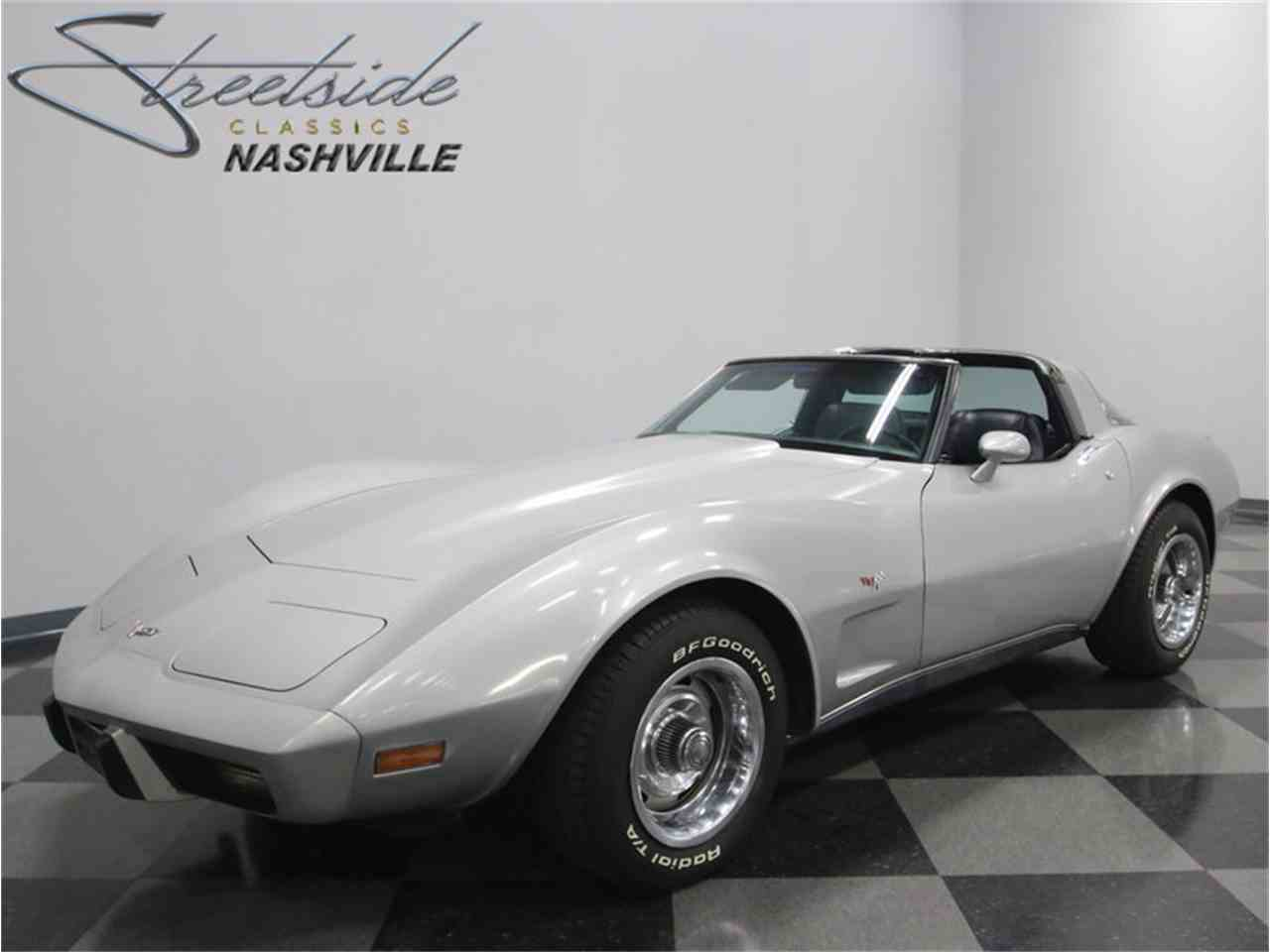 Large Picture of '79 Corvette - LSI4