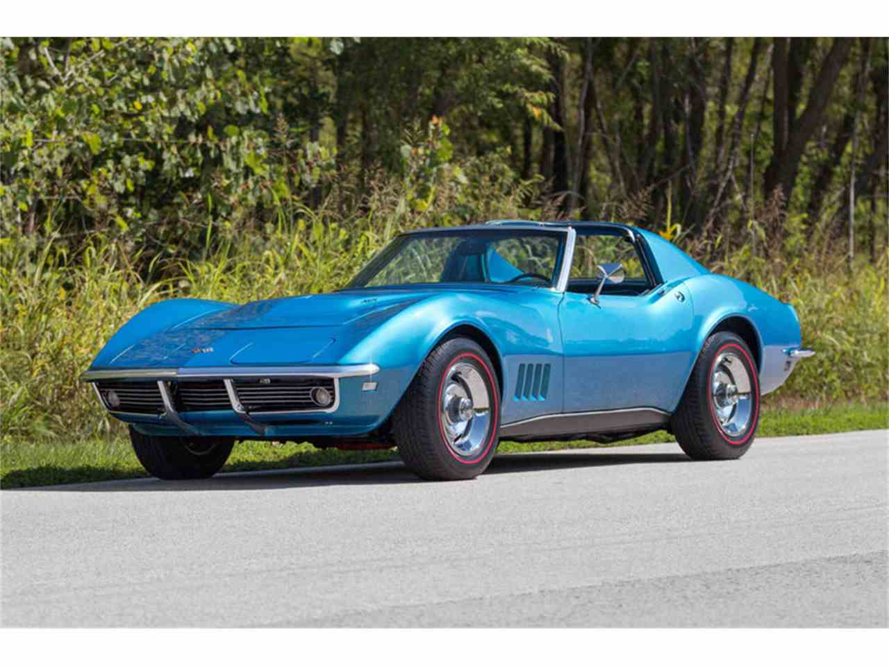 Large Picture of '68 Corvette - LSI6