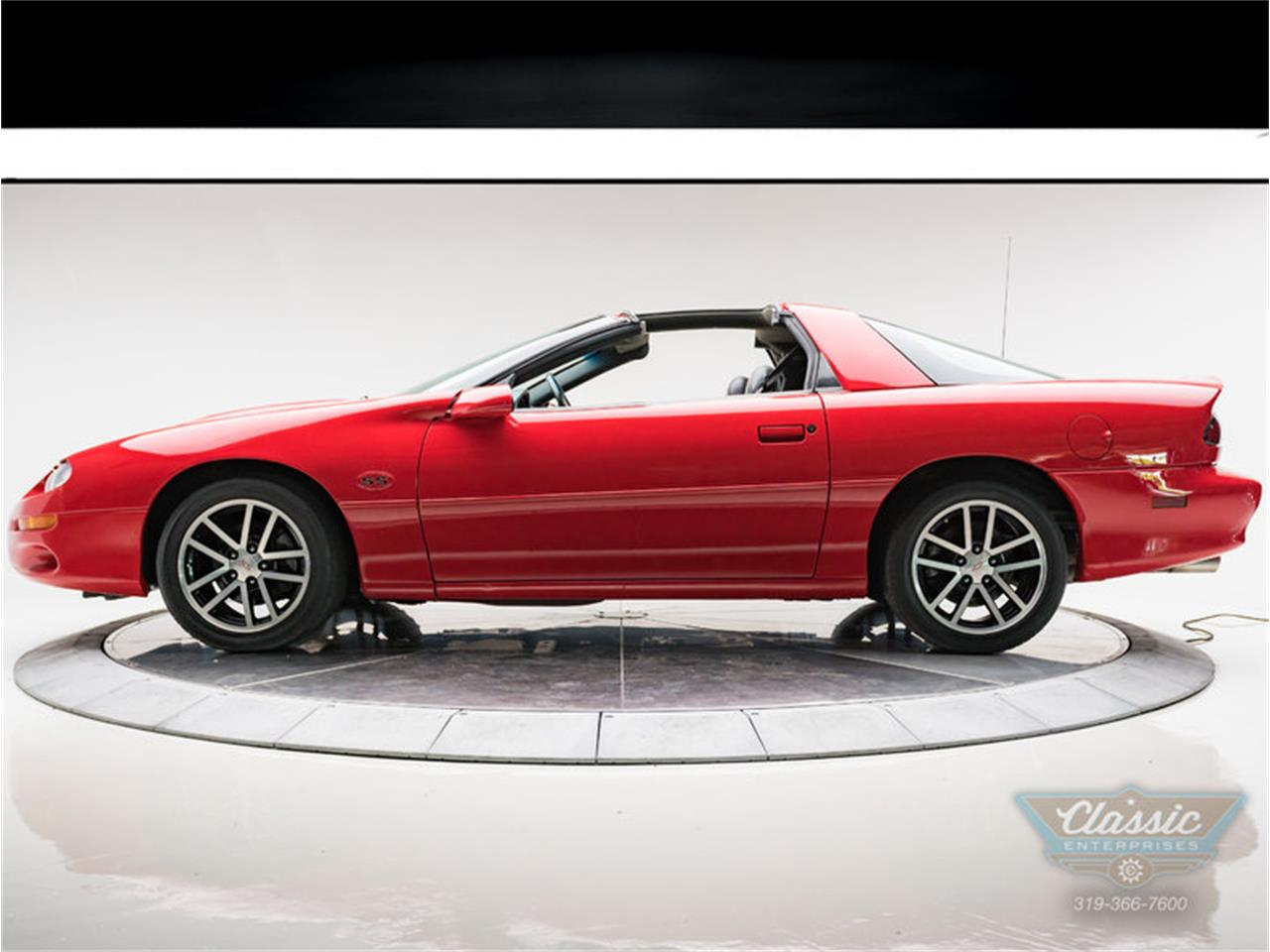 Large Picture of '02 Camaro SS - LSIK