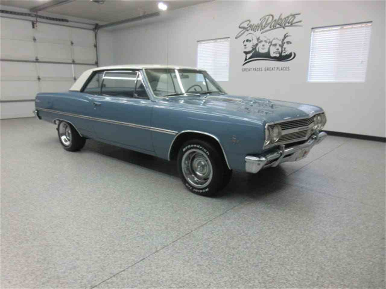 Large Picture of Classic '65 Chevelle located in Sioux Falls South Dakota - $20,975.00 - LSIO