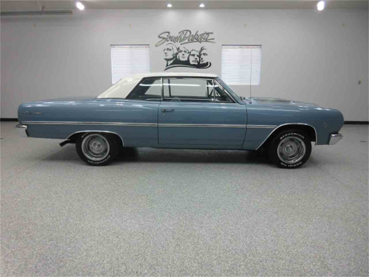 Large Picture of '65 Chevelle located in Sioux Falls South Dakota Offered by Frankman Motor Company - LSIO