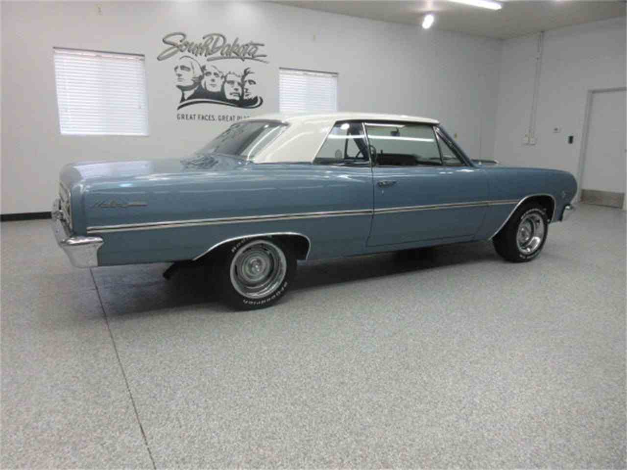 Large Picture of '65 Chevrolet Chevelle located in Sioux Falls South Dakota Offered by Frankman Motor Company - LSIO