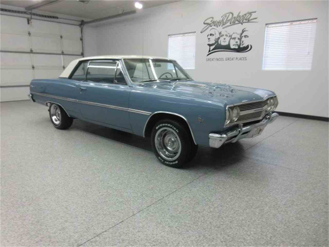 Large Picture of Classic '65 Chevrolet Chevelle Offered by Frankman Motor Company - LSIO