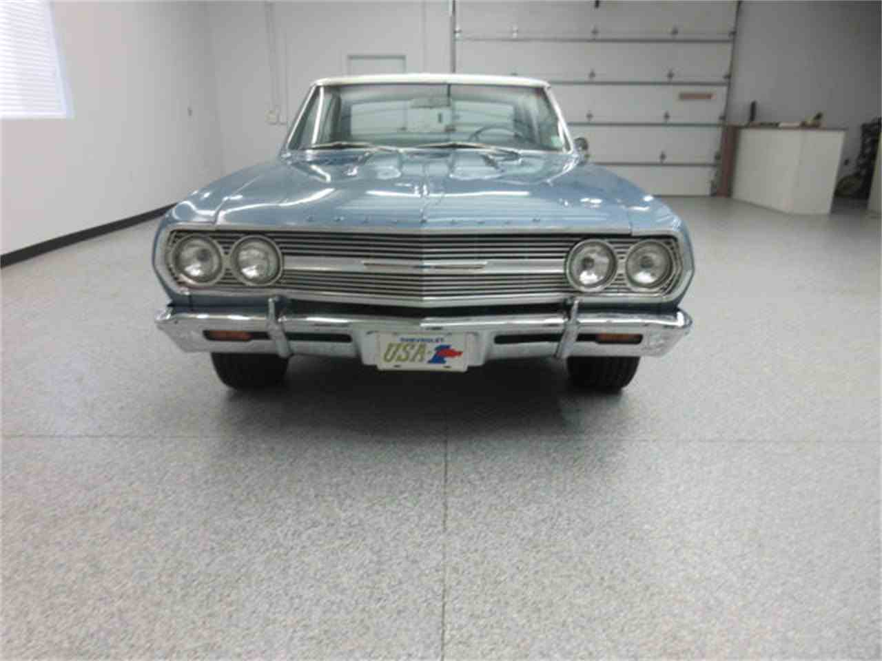 Large Picture of '65 Chevrolet Chevelle located in Sioux Falls South Dakota - $20,975.00 Offered by Frankman Motor Company - LSIO