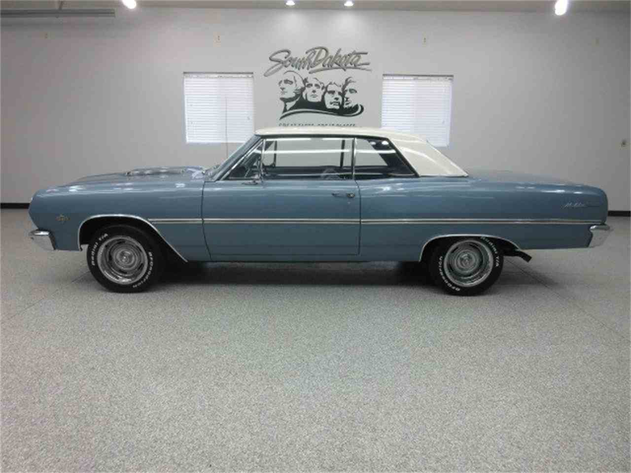 Large Picture of Classic 1965 Chevelle located in South Dakota Offered by Frankman Motor Company - LSIO
