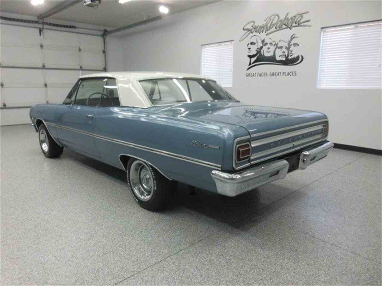 Large Picture of 1965 Chevrolet Chevelle located in South Dakota Offered by Frankman Motor Company - LSIO