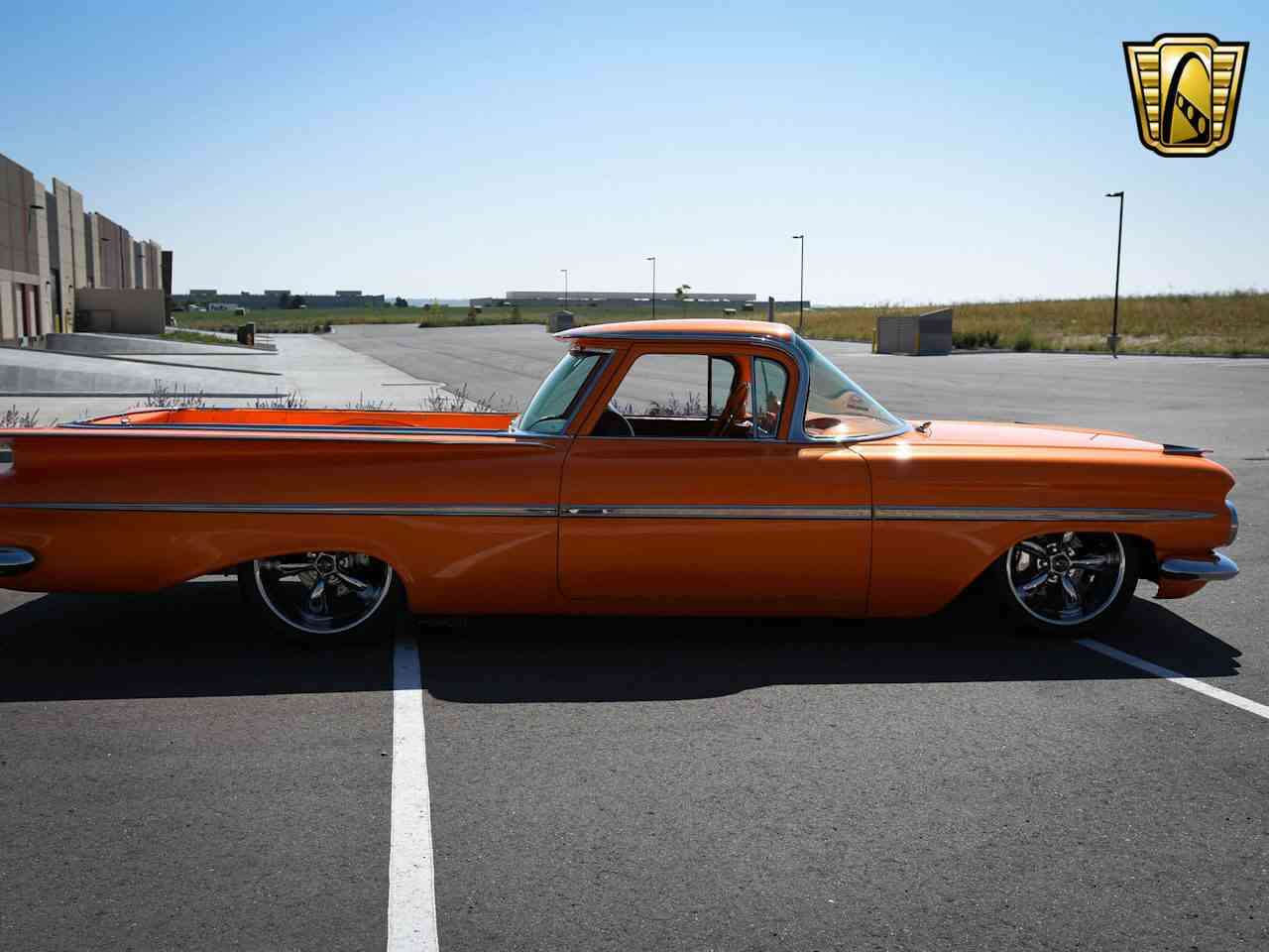 Large Picture of '59 El Camino - LSIP