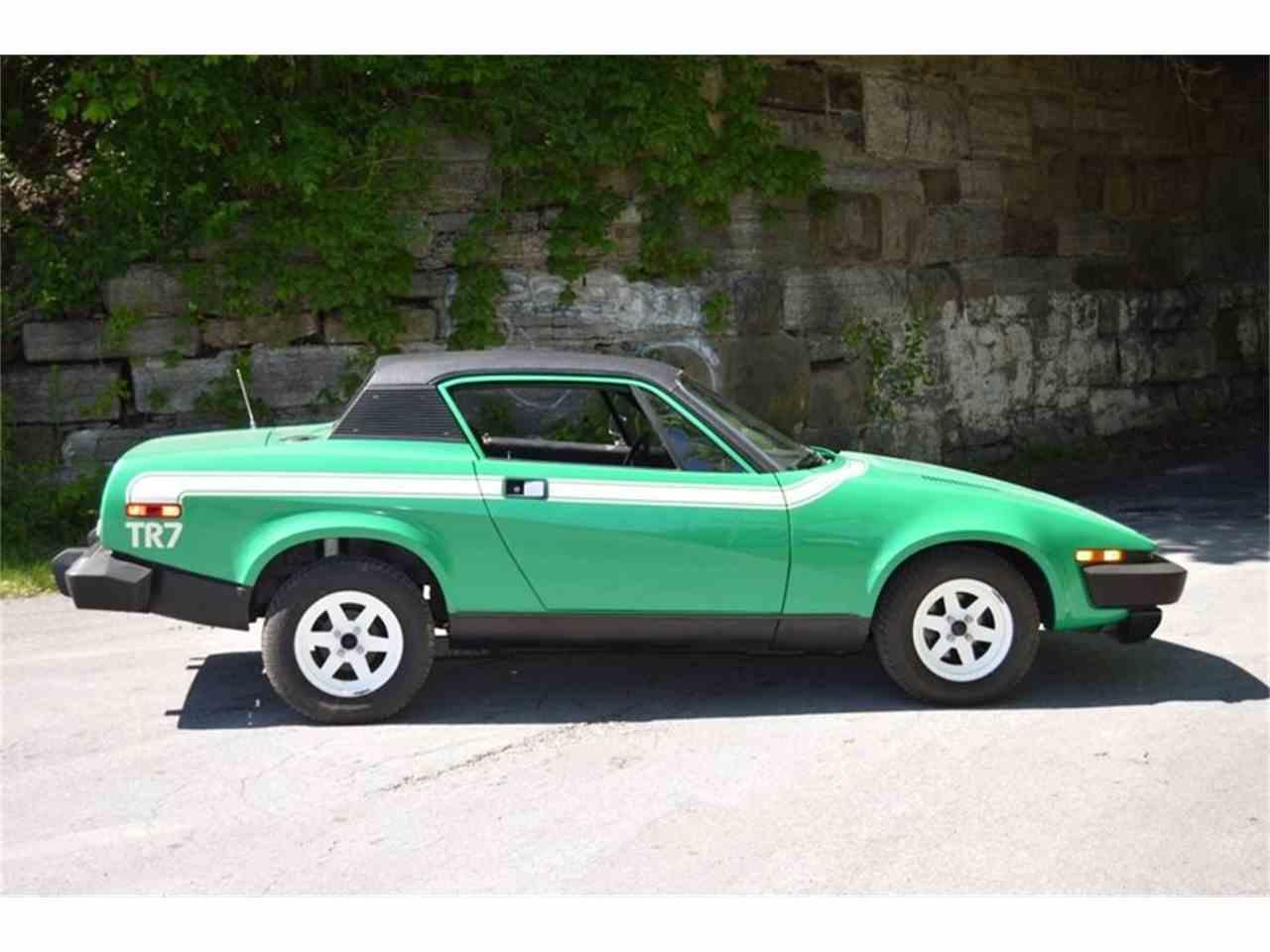 1976 Triumph TR7 for Sale   ClassicCars.com   CC-1016747