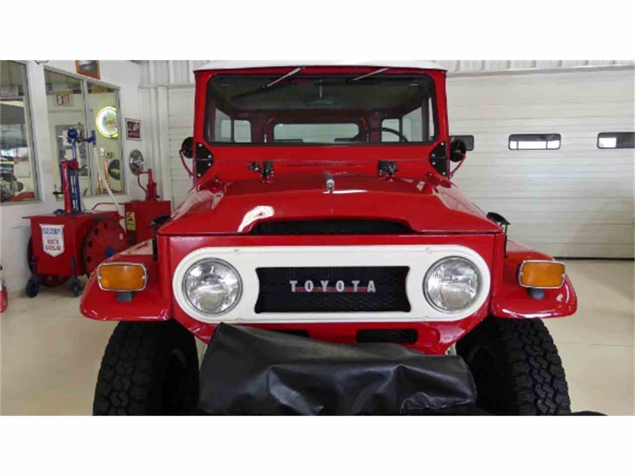 Large Picture of '71 Land Cruiser FJ - LSJ2