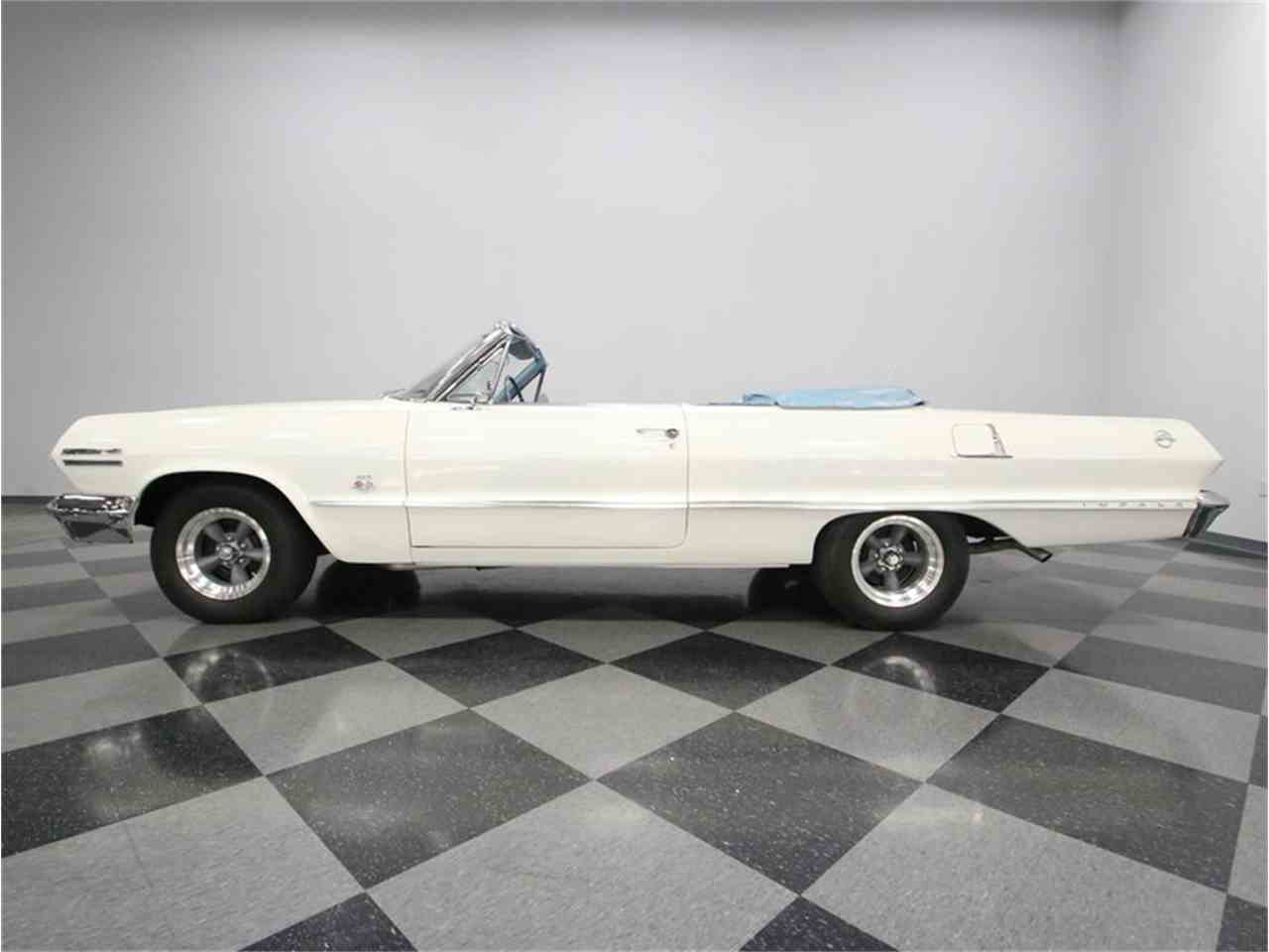 Large Picture of '63 Impala - LSJ3
