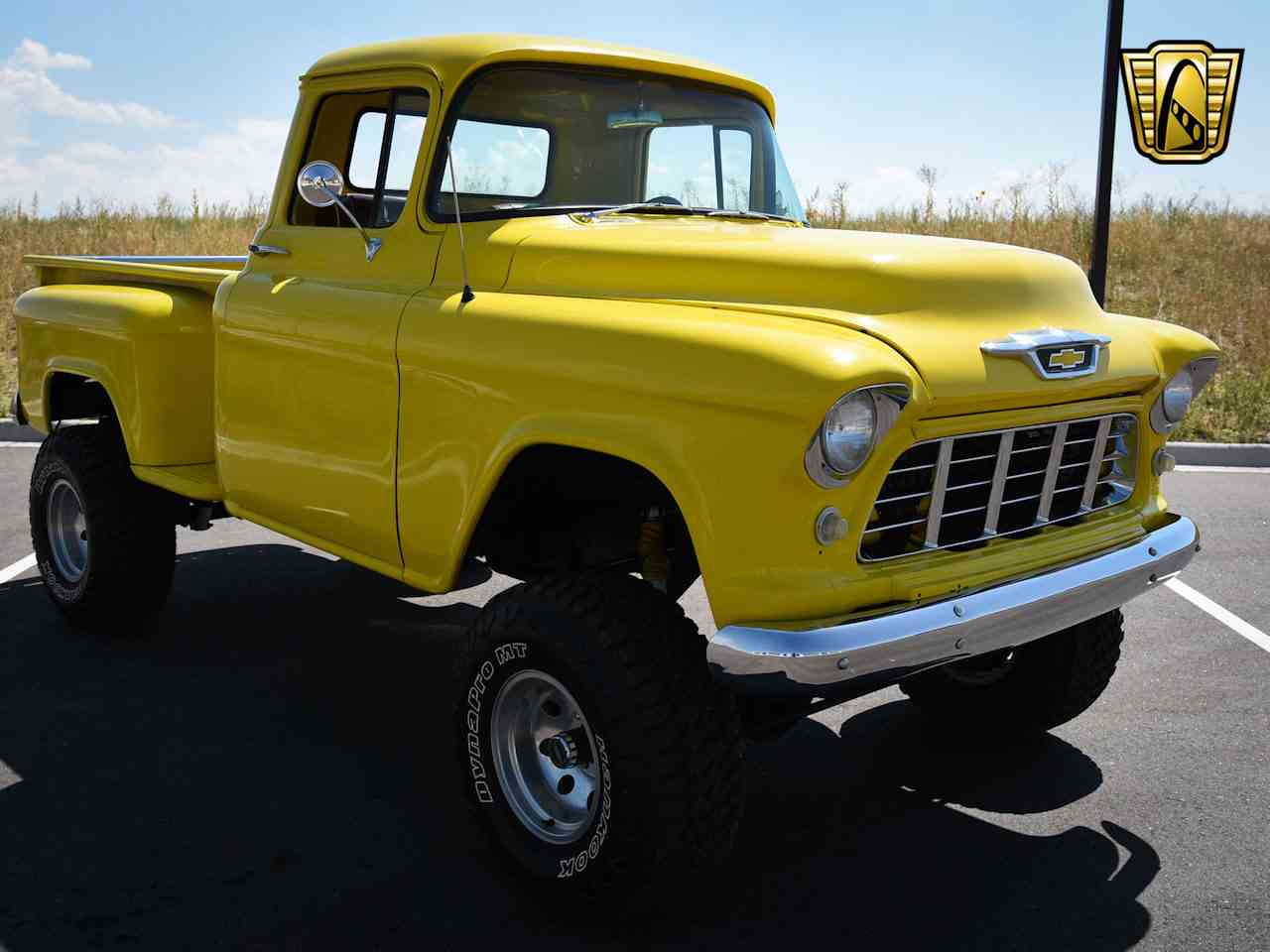 Large Picture of '55 Shortbox Stepside - LSJ6