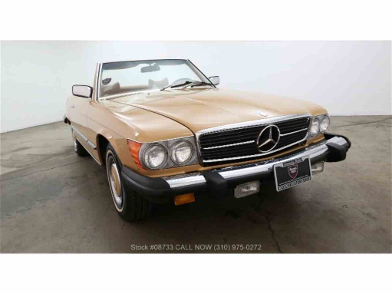 Large Picture of '76 Mercedes-Benz 450SL located in California - $12,750.00 - LSJ8