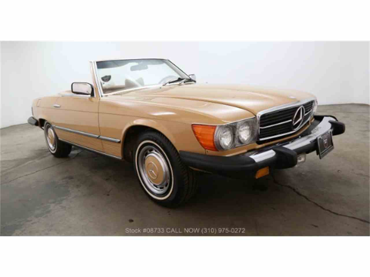 Large Picture of '76 Mercedes-Benz 450SL - LSJ8