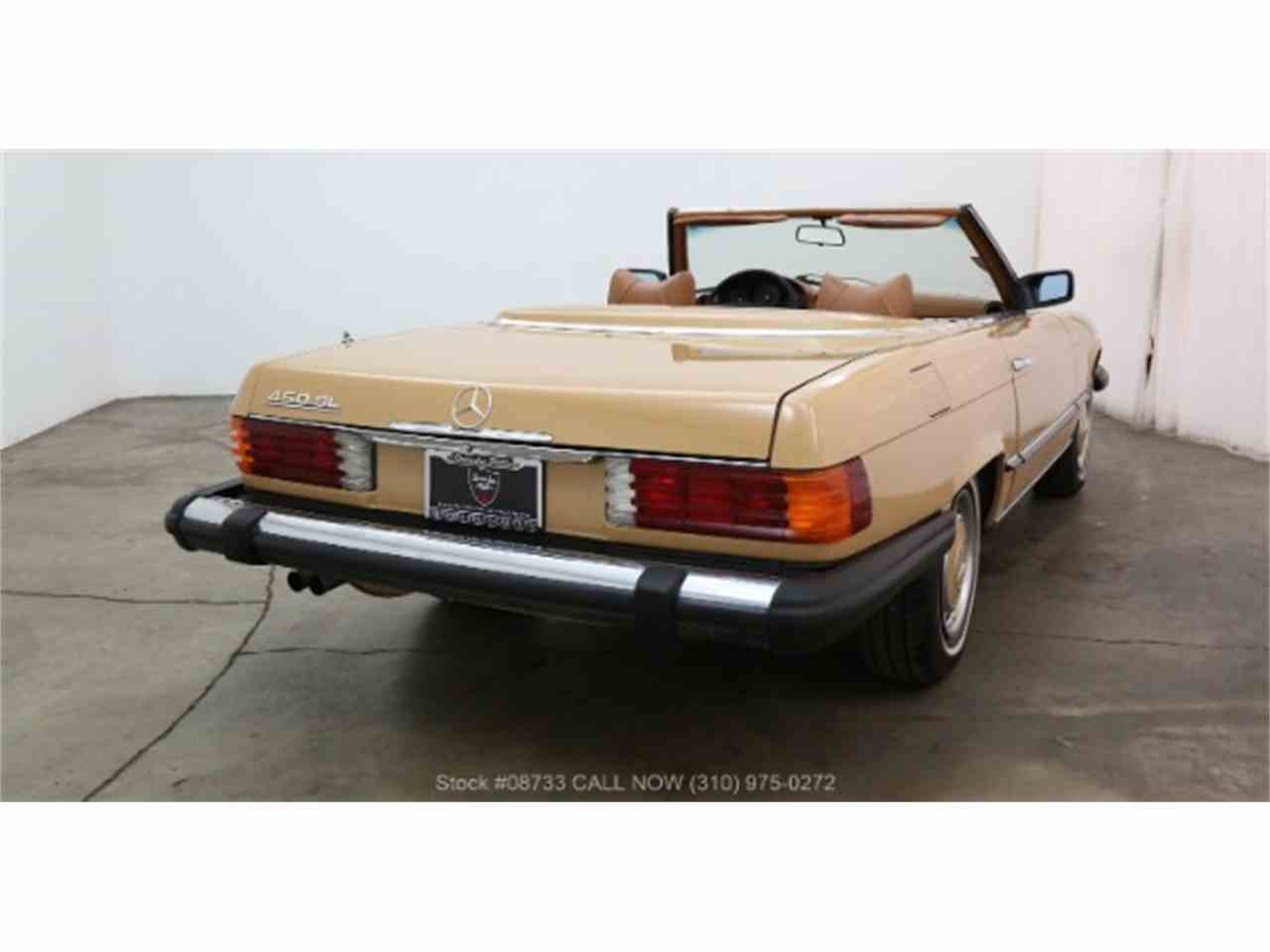 Large Picture of '76 Mercedes-Benz 450SL located in Beverly Hills California Offered by Beverly Hills Car Club - LSJ8