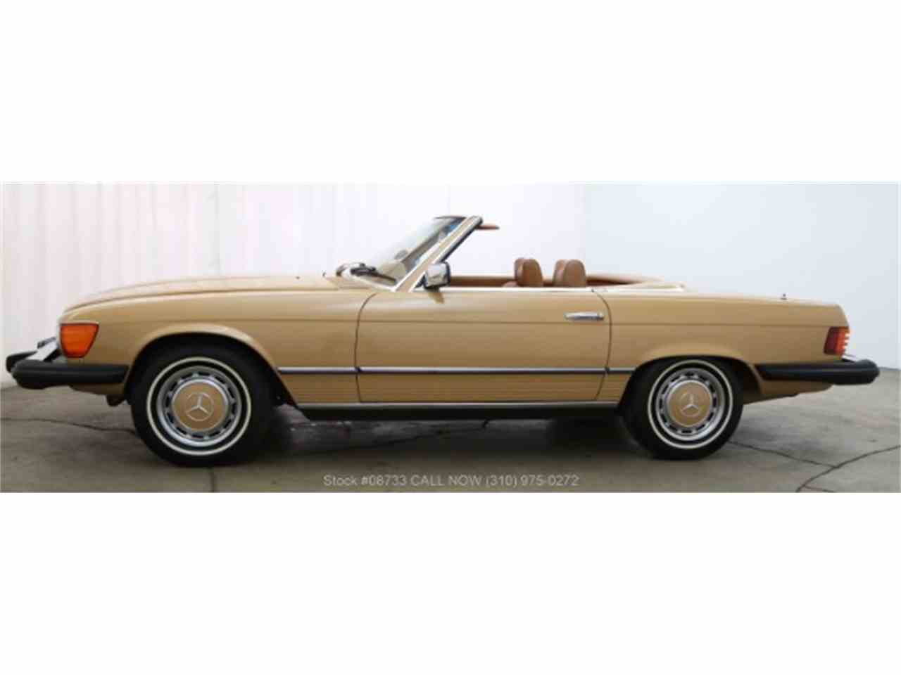 Large Picture of '76 Mercedes-Benz 450SL located in California - $12,750.00 Offered by Beverly Hills Car Club - LSJ8