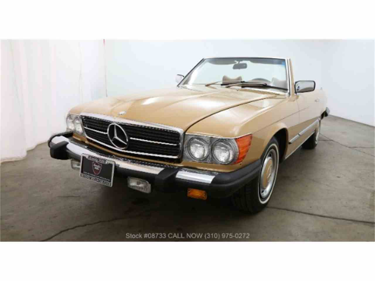 Large Picture of '76 450SL located in California - LSJ8