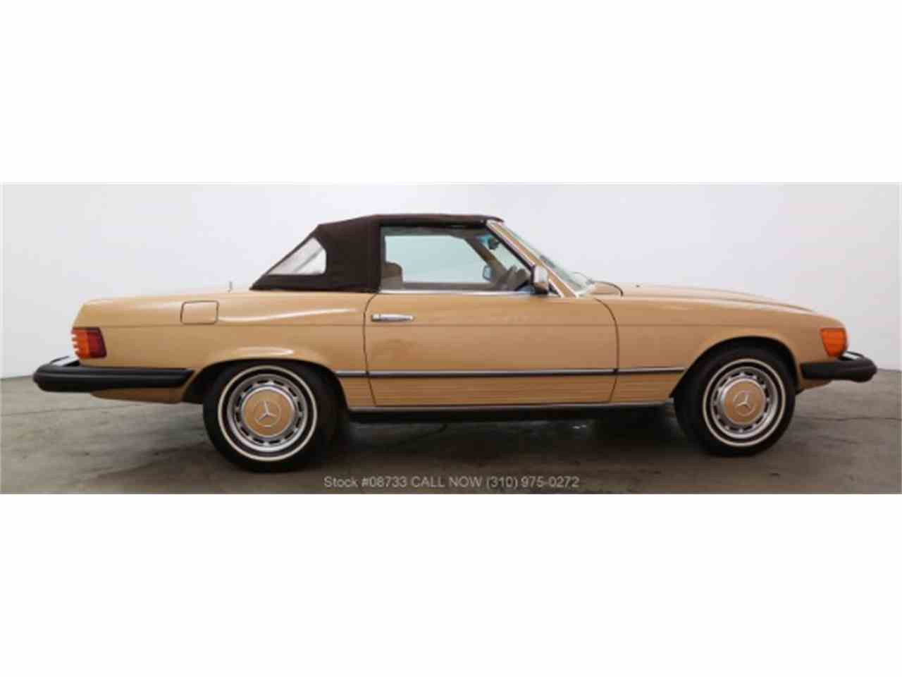 Large Picture of '76 Mercedes-Benz 450SL located in Beverly Hills California - $12,750.00 Offered by Beverly Hills Car Club - LSJ8
