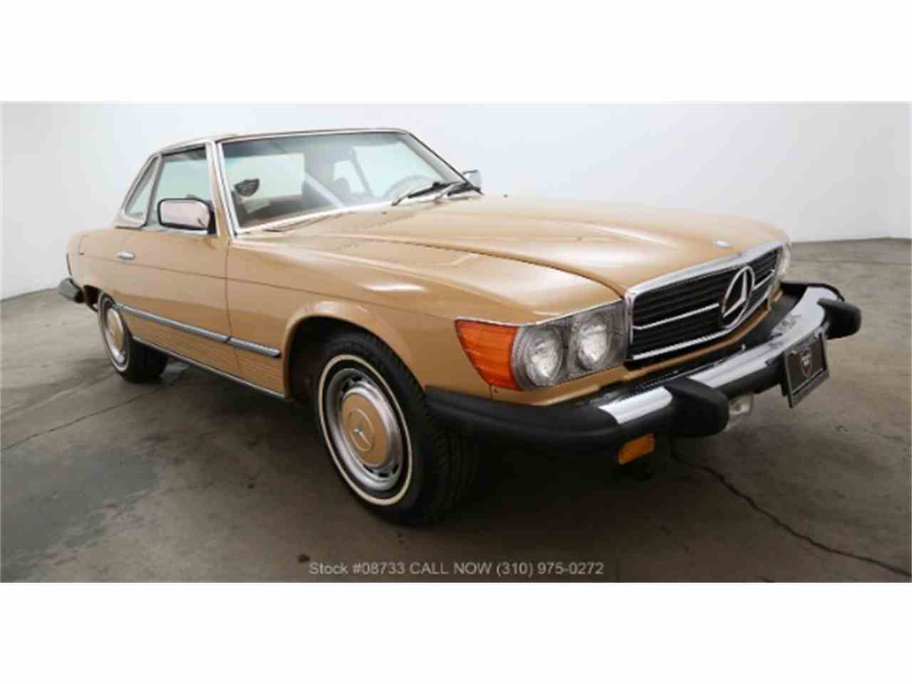 Large Picture of '76 Mercedes-Benz 450SL Offered by Beverly Hills Car Club - LSJ8