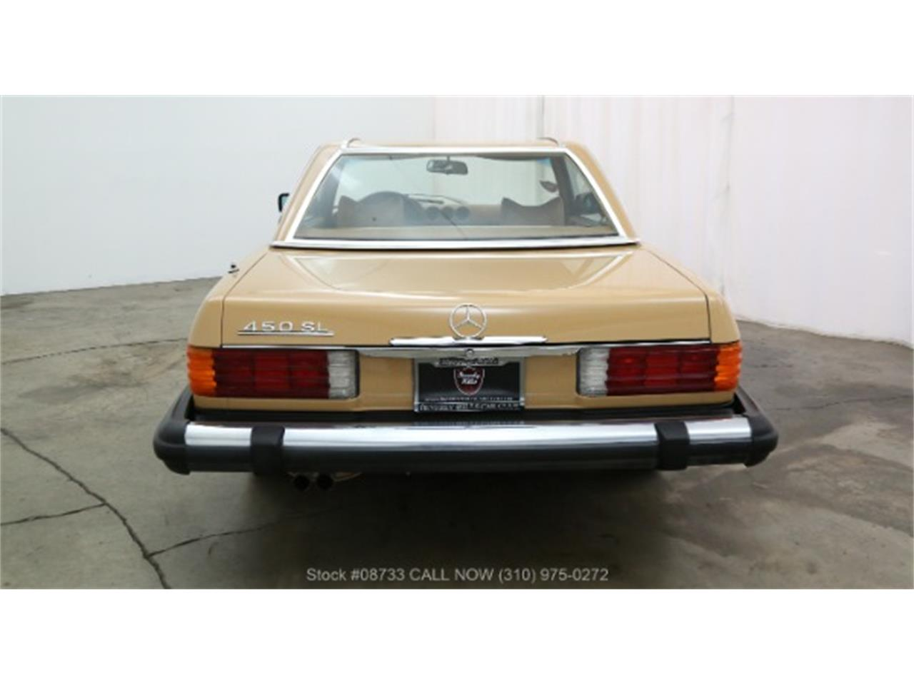 Large Picture of '76 450SL - LSJ8