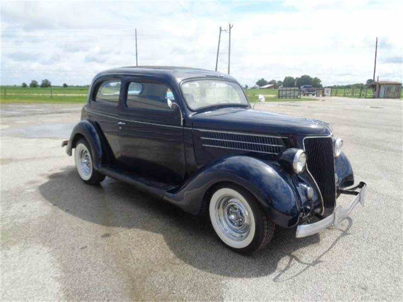 Large Picture of '36 2-Dr Coupe - LSJB
