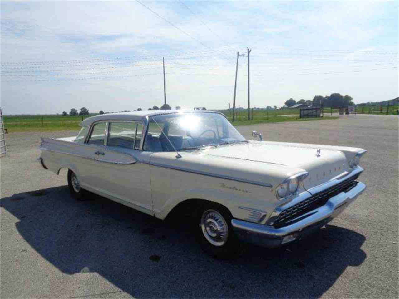 Large Picture of Classic 1959 Monterey located in Staunton Illinois Offered by Country Classic Cars - LSJD