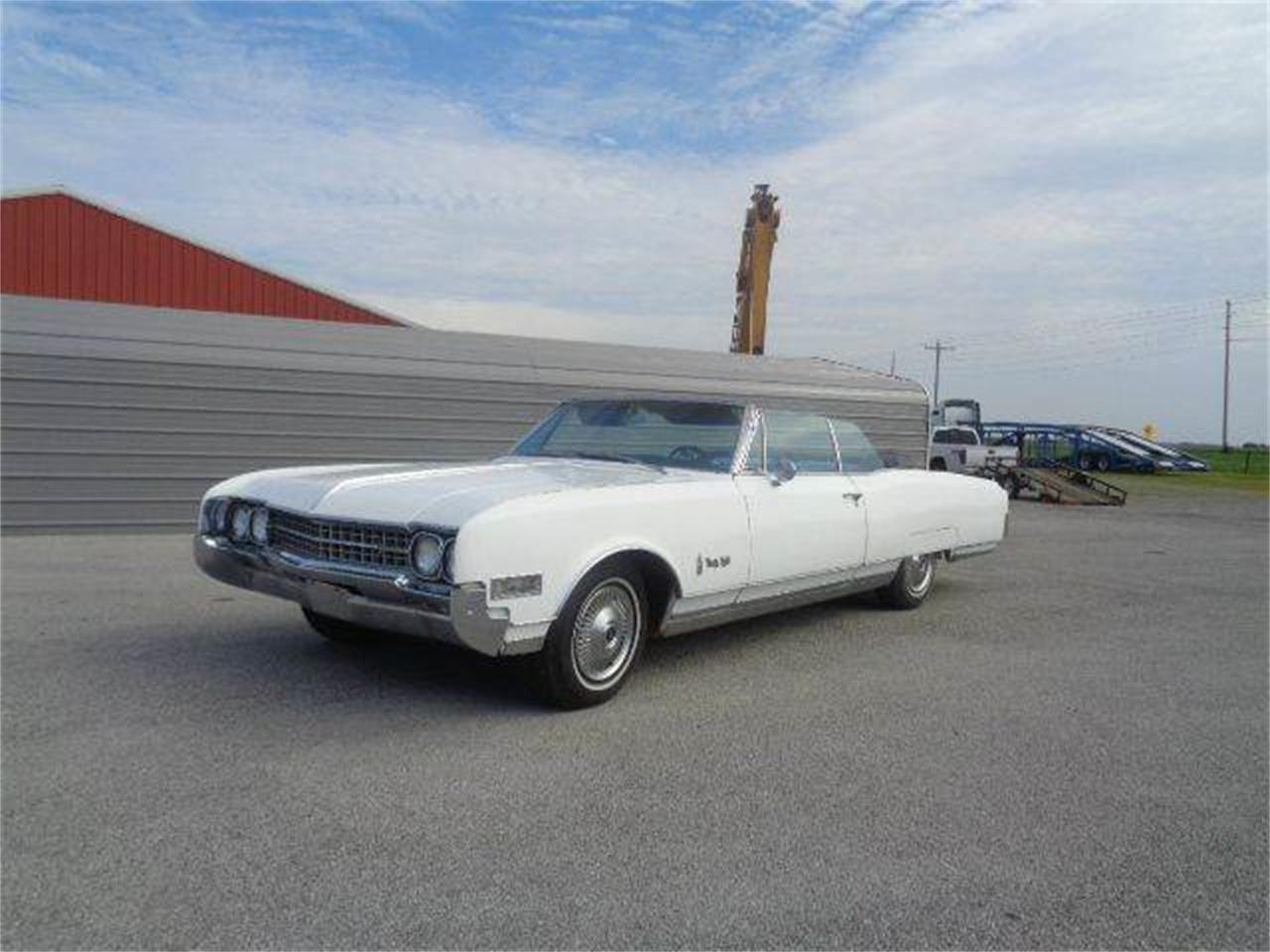 Large Picture of '66 Oldsmobile 98 located in Illinois Offered by Country Classic Cars - LSJI