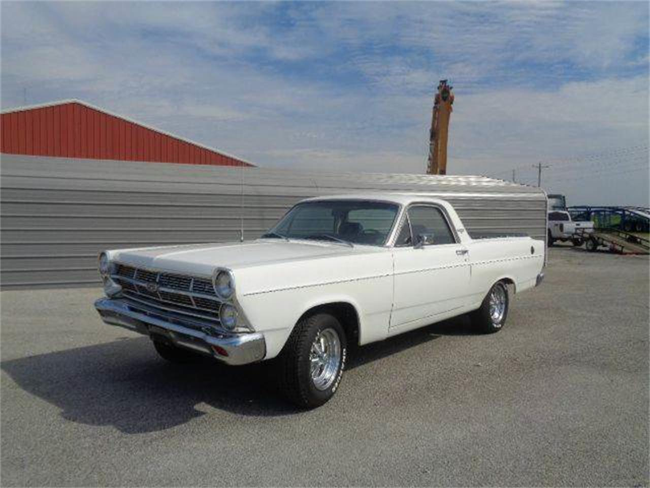 Large Picture of '67 Ford Ranchero - LSJJ