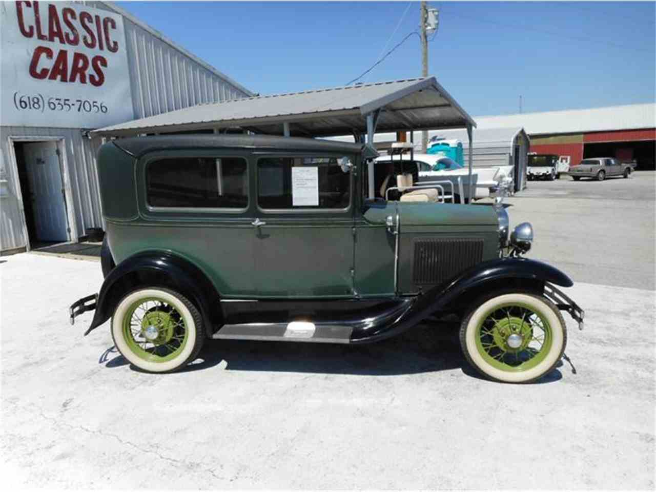 Large Picture of '31 Model A - LSJP