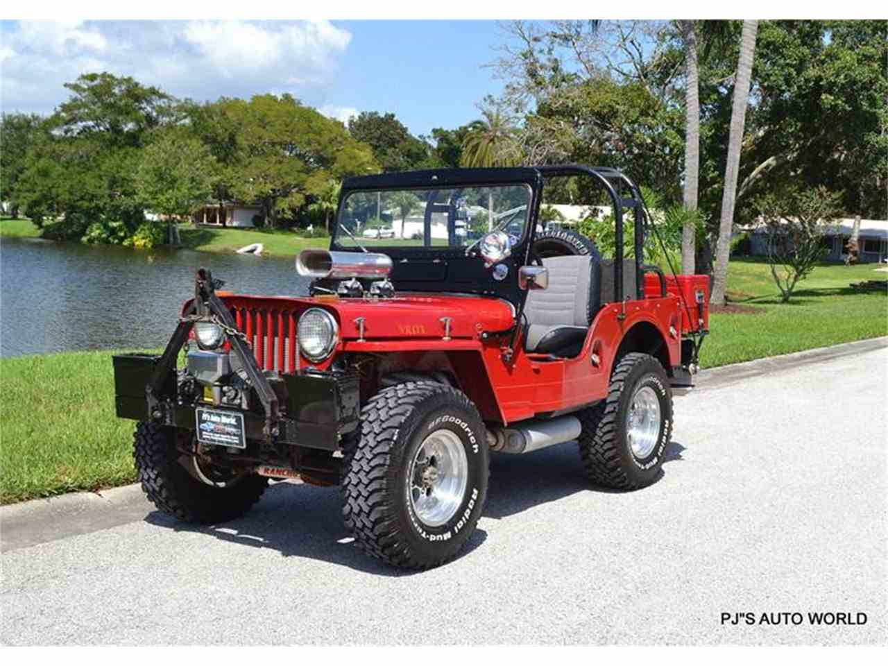 Large Picture of '53 Jeep - LSJR