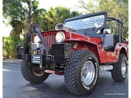 Picture of '53 Jeep - LSJR