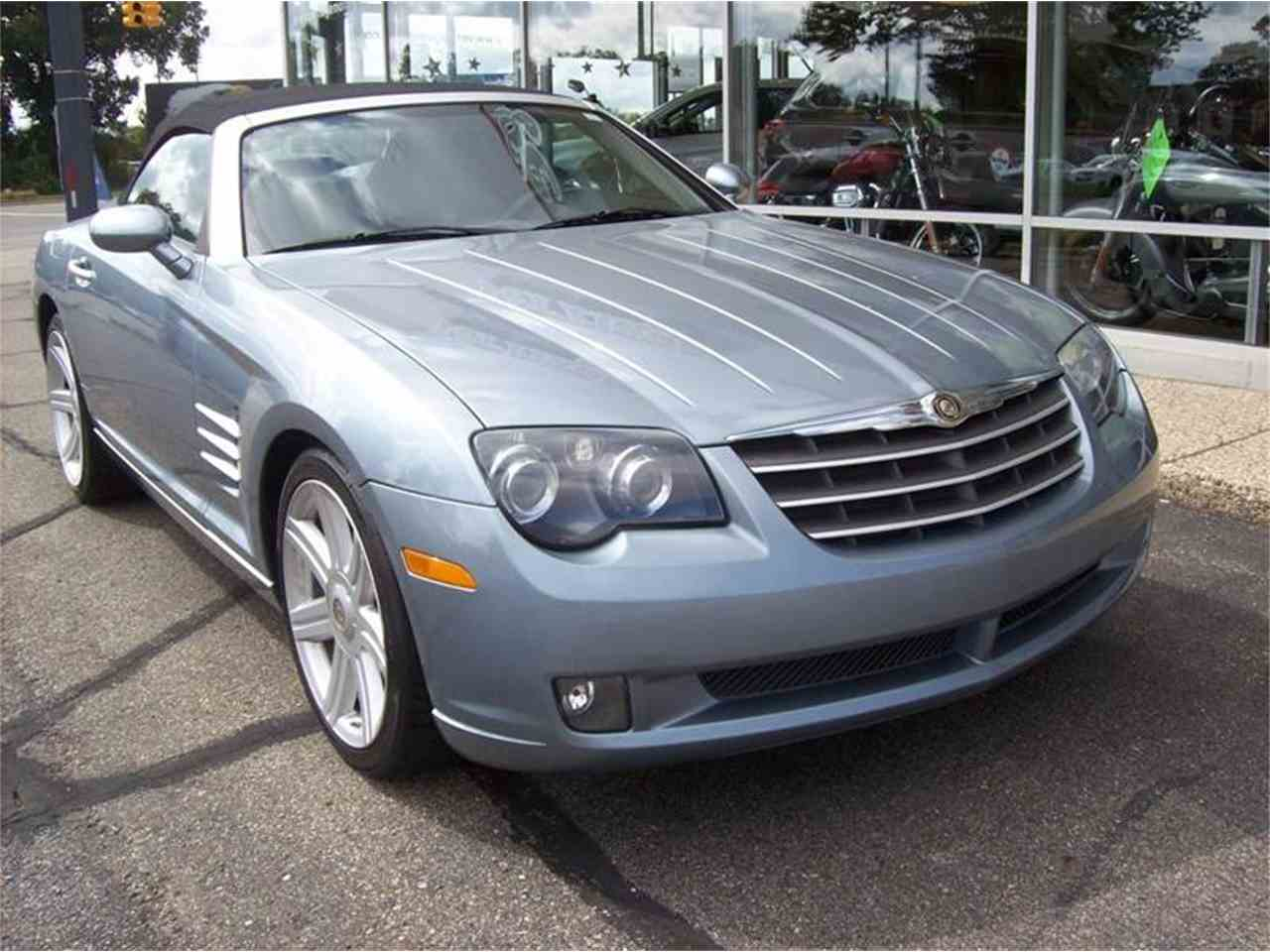 vertical on roadster the door doors right open lambo yes or chrysler bolt page no forum kits crossfireforum rear inc crossfire direct