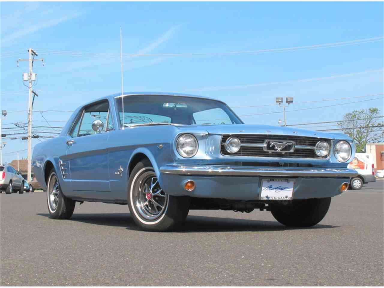 Large Picture of '66 Mustang - LSKC