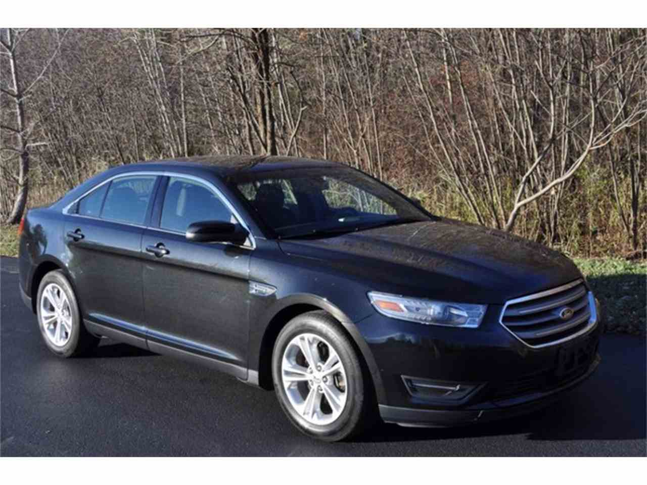 Large Picture of '13 Taurus - LSKF