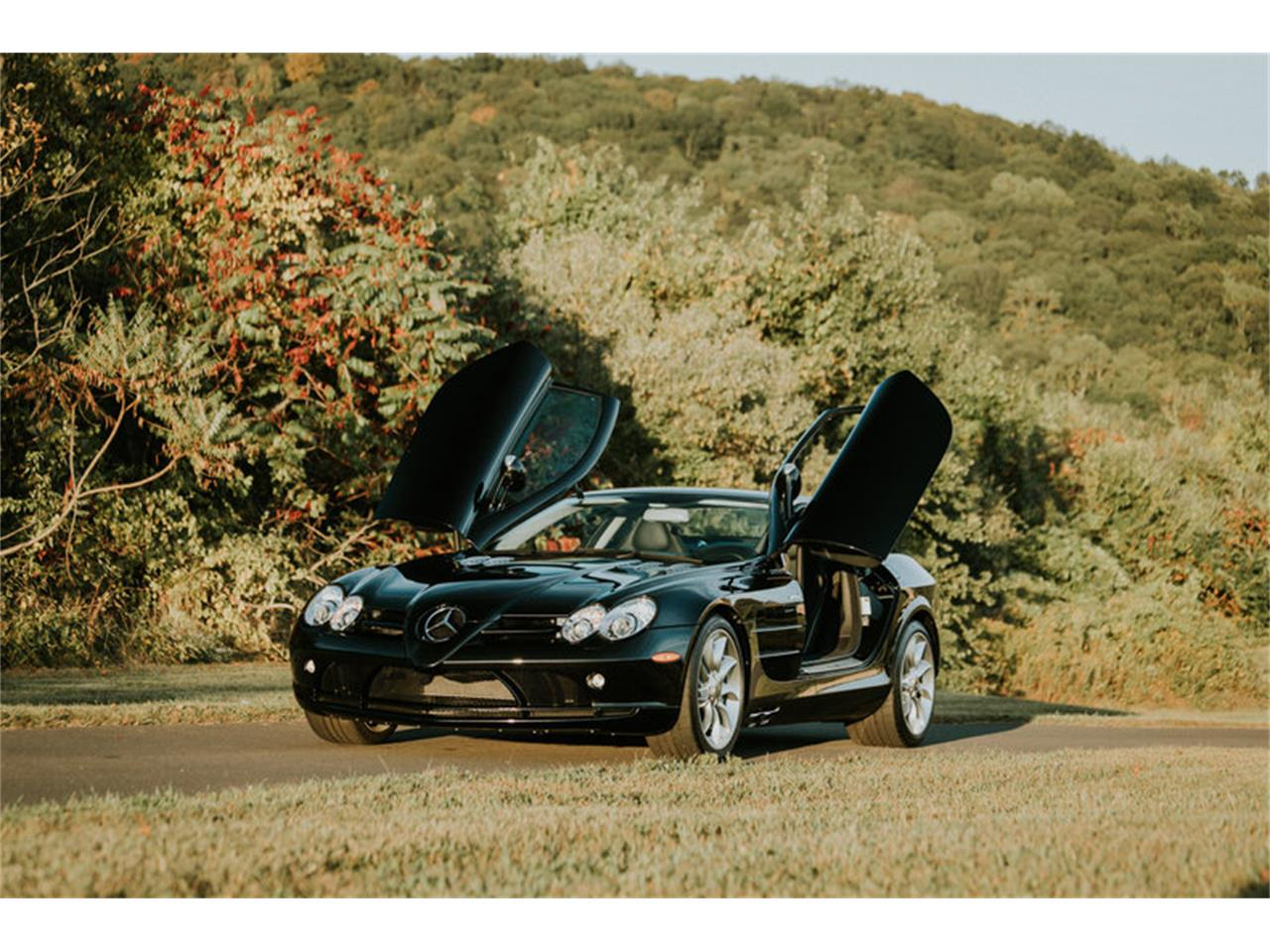 Large Picture of '06 McLaren SLR - LSKQ