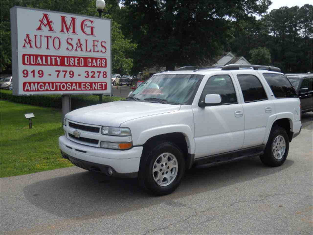 Large Picture of '05 Tahoe - LSKV
