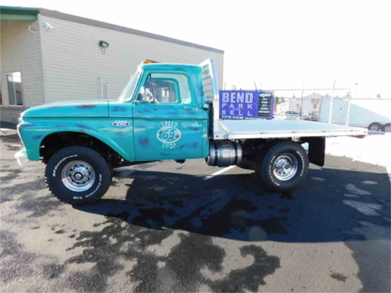 Large Picture of '65 F250 - LSL4