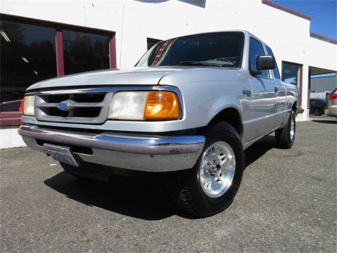 Large Picture of 1997 Ford Ranger located in Tocoma Washington - LSLH