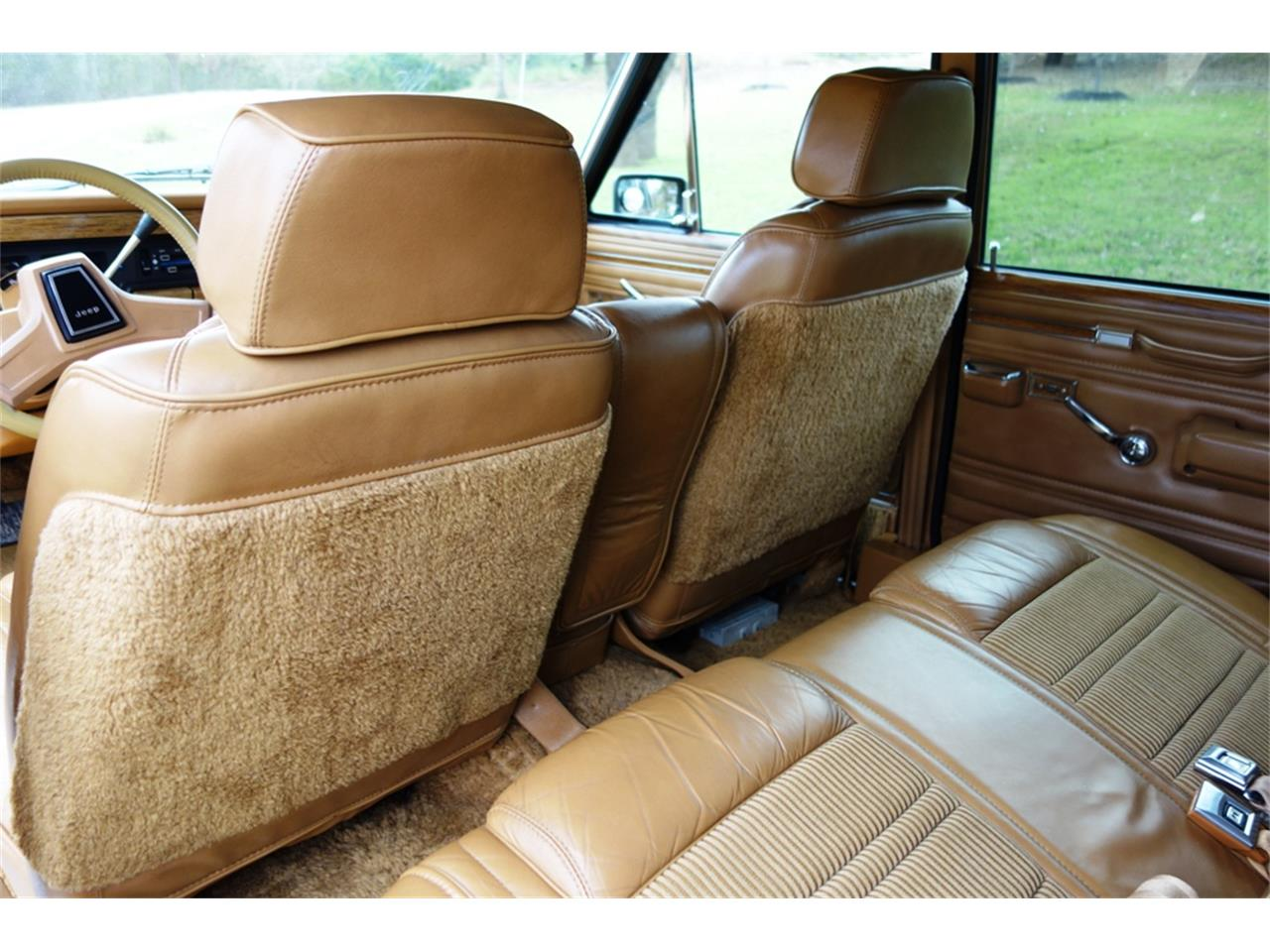 Large Picture of '88 Wagoneer - LSLV