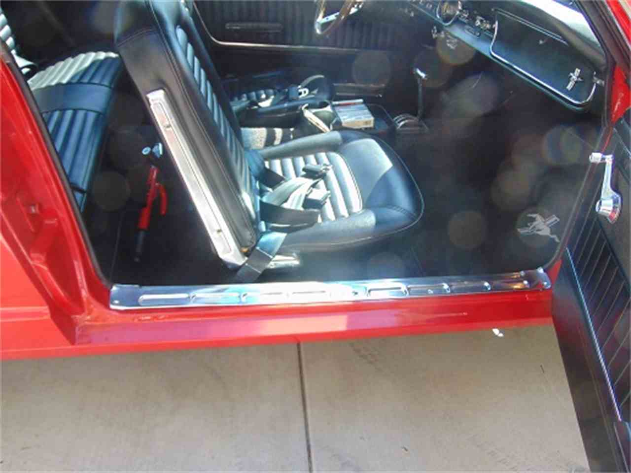 Large Picture of '65 Mustang - LSLX