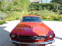 Picture of 1965 Mustang located in San Clemente California - LSLX